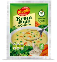 Krem supa od povrća