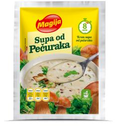 Krem supa od pečuraka